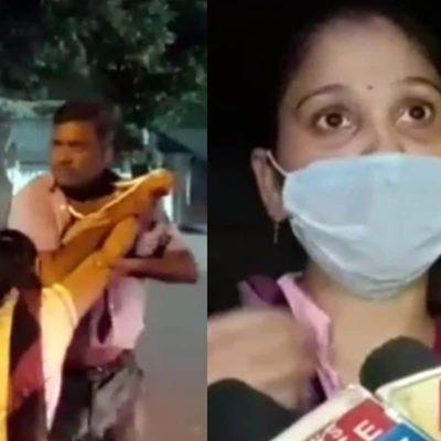 News18 Lokmat - यावेळी बघणाऱ्यांनी या घटनेचा व्हिडीओ शूट केला.   Facebook