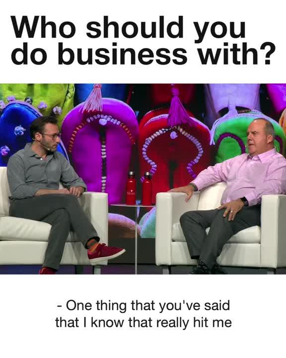 Simon Sinek on LinkedIn: Who believes what you believe?
