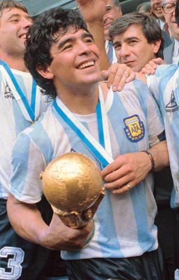 Karunjit Kumar Dhir on LinkedIn: #legend #football #maradona
