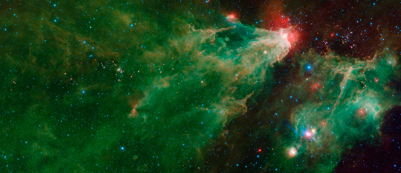 Spitzer Captures Stellar Family Portrait | NASA