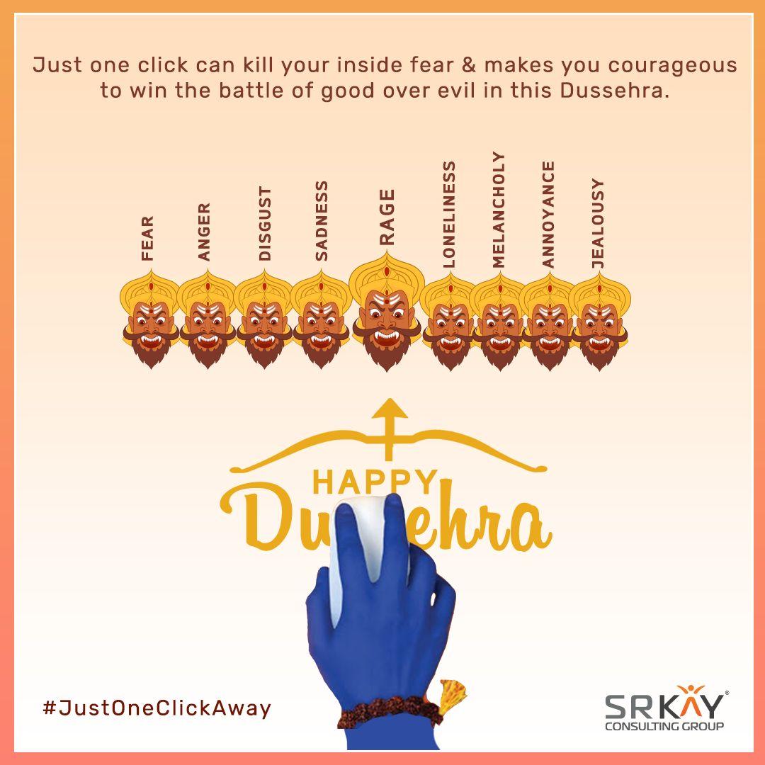 SRKay Consulting Group on LinkedIn: #SRKay #HappyDussehra #Dussehra