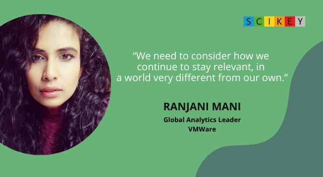 SCIKEY on LinkedIn: Ranjani Mani, Global Analytics Leader, VMWare on Mindfulness and rapidly