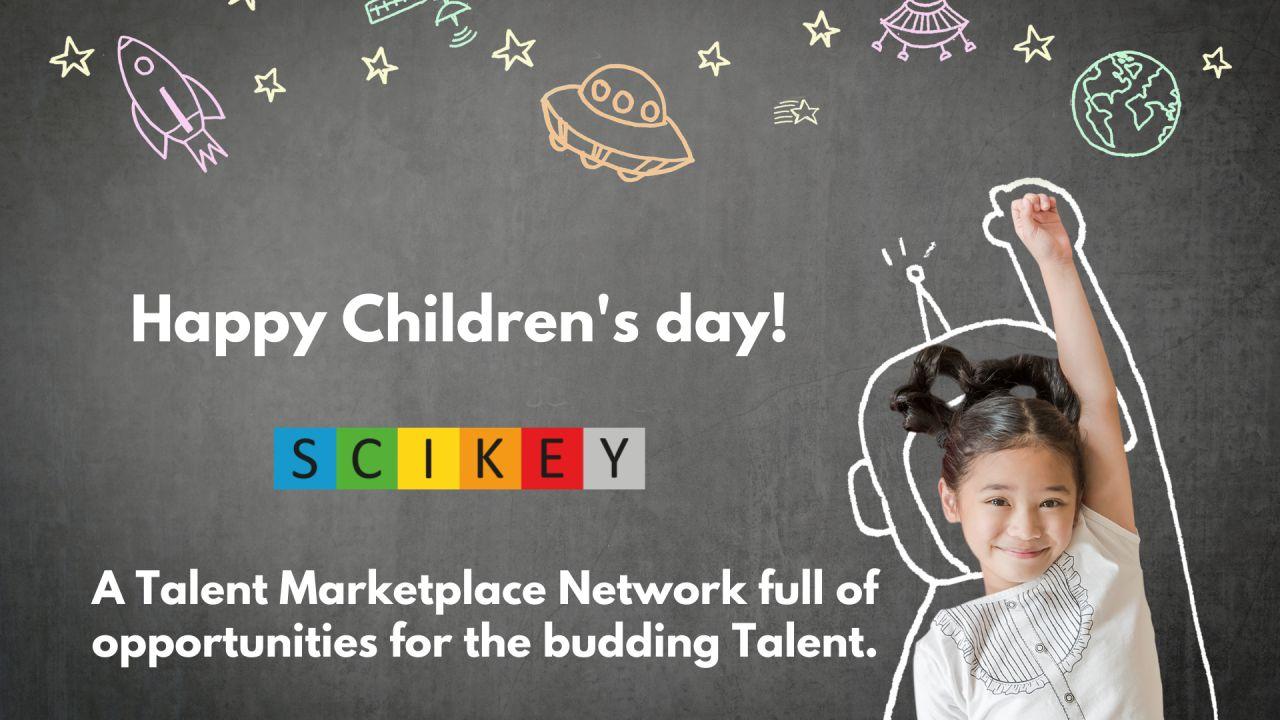 SCIKEY on LinkedIn: #ChildrensDay2020 #HappyChildrensDay #Talent