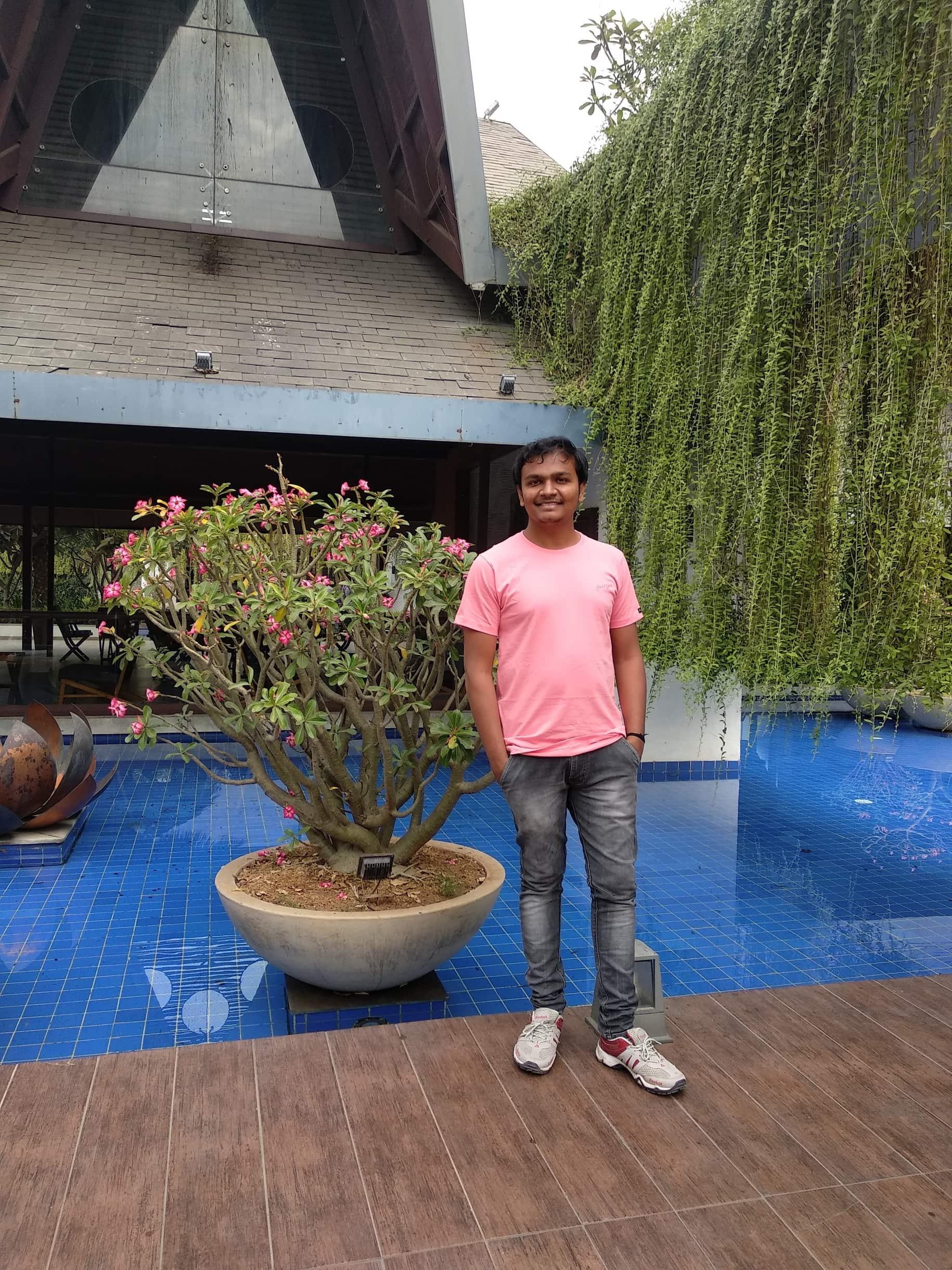 Kishan Jasani Profile Picture