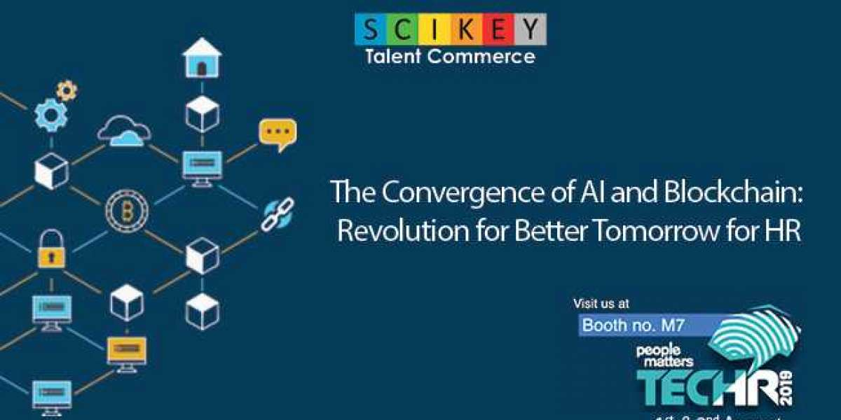 The Convergence of AI and Blockchain