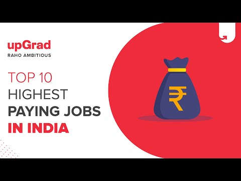 Top 10 Highest Paying Jobs in India 2020 | upGrad