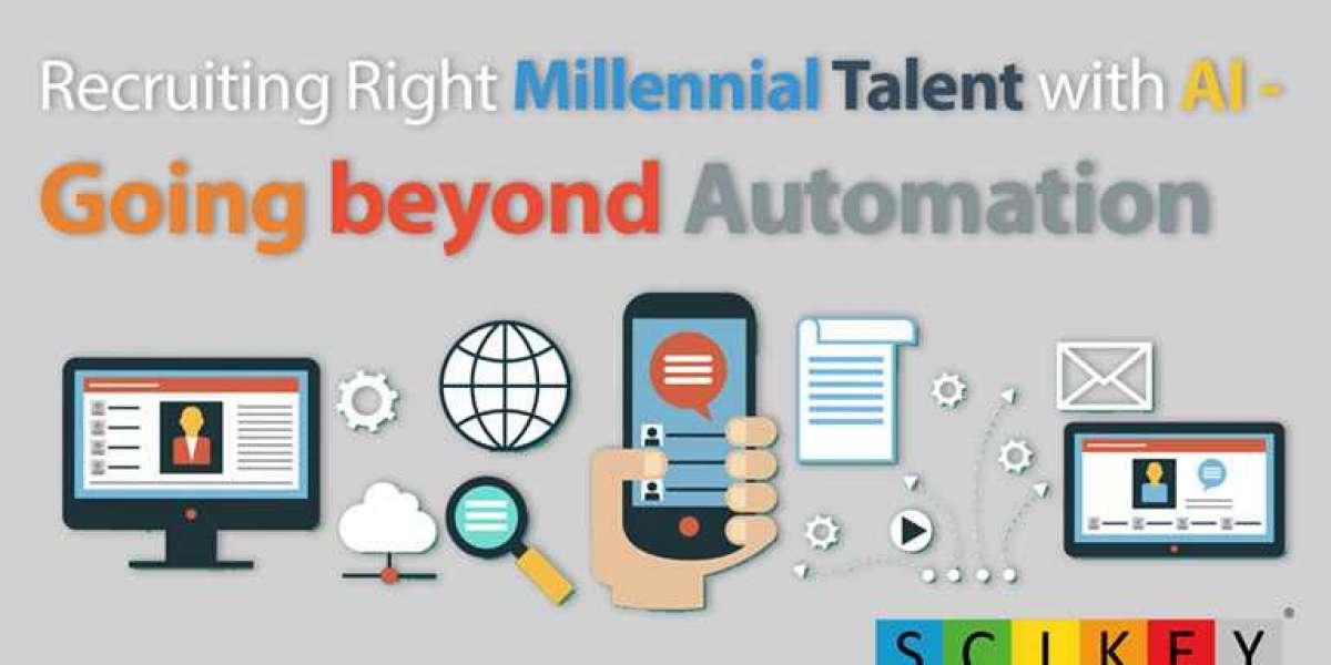 Recruiting Right Millennial Talent with AI – Going beyond Automation