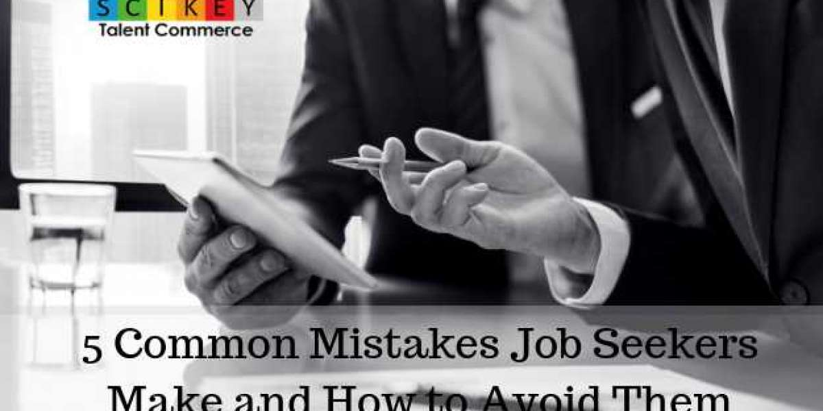 5 Common Mistakes Job Seekers Make and How to Avoid Them