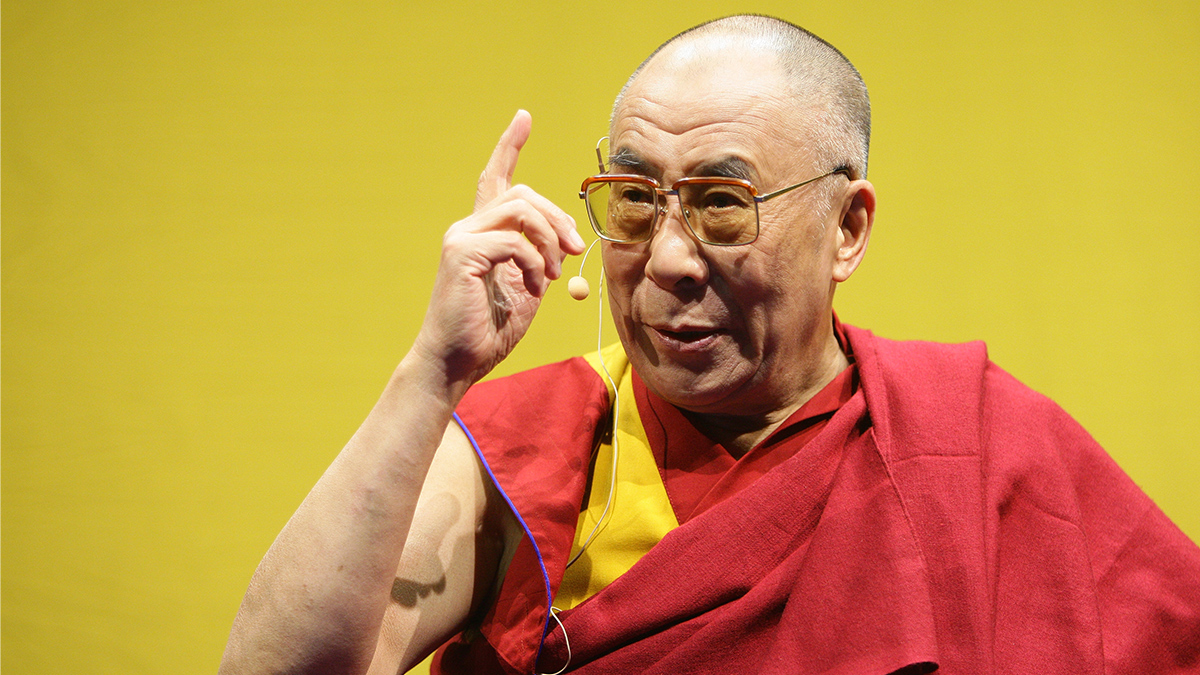 Karunjit Kumar Dhir on LinkedIn: The Dalai Lama on Why Leaders Should Be Mindful, Selfless, and Compassionate
