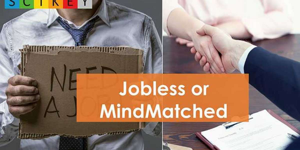 Jobless or MindMatched