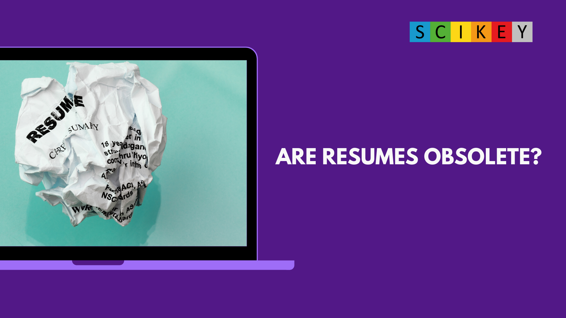 SCIKEY - Resumes are still the standard way of marketing yourself when conducting a job search. However, technology is catching on & many companies prefer looking at a digital portfolio or an online resume.  #SCIKEY is here to address new hiring needs. With SCIKEY's Fresume (Fresh Digital Resume) and digital portfolio via our social network platform, job seekers can utilise them to help them win a new job.  Sign up on SCIKEY & create your Fresume now https://buff.ly/2EP02qA  #JobSearch #Recruitment #Technology #Recruiting #Jobs #Network #JobSeekers #HR #HRTech | Facebook