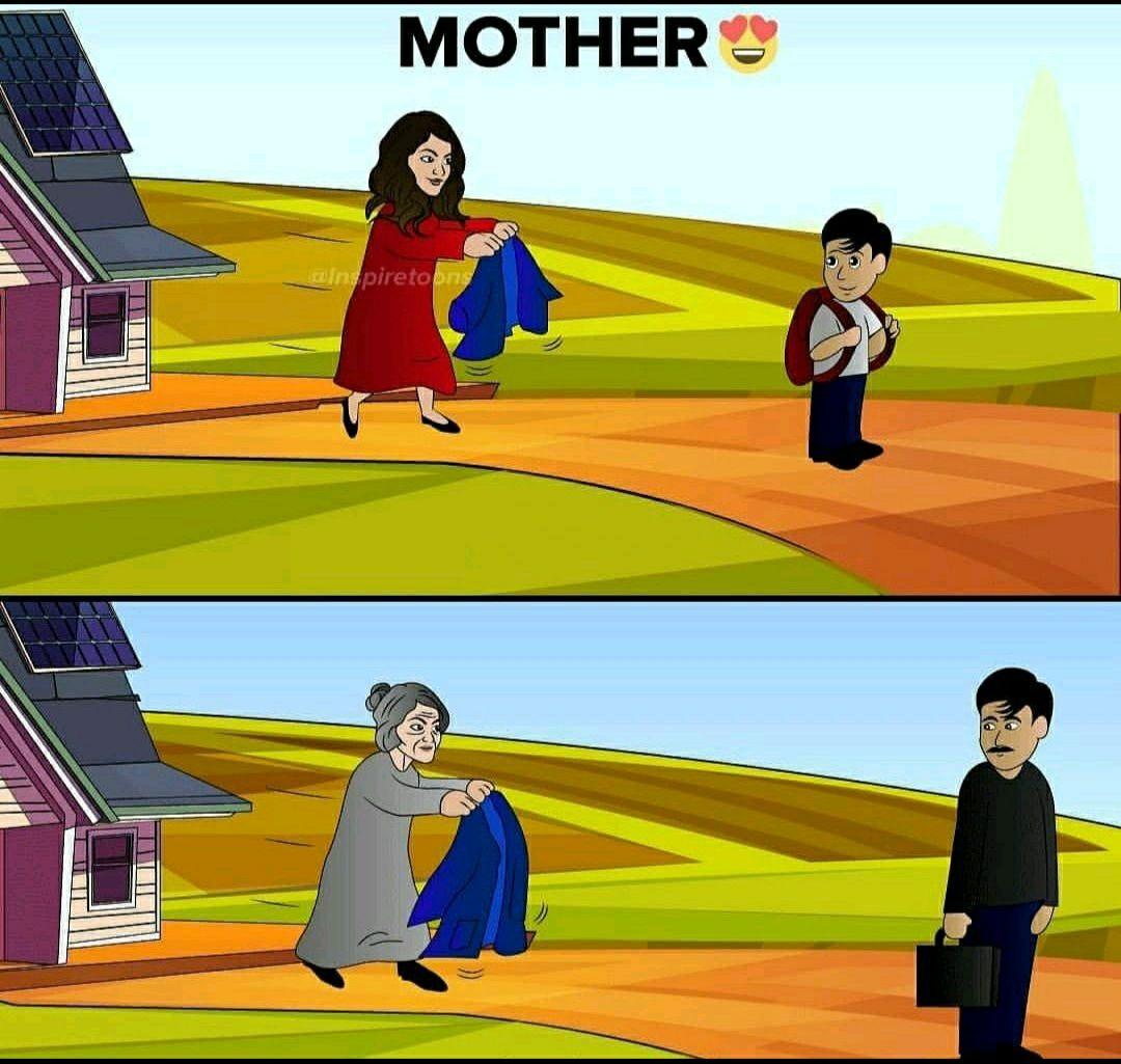 Syed Asim Rashid on LinkedIn: Mother.....   515 comments