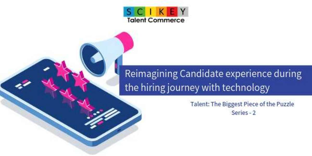 Reimagining Candidate experience during the hiring journey with technology