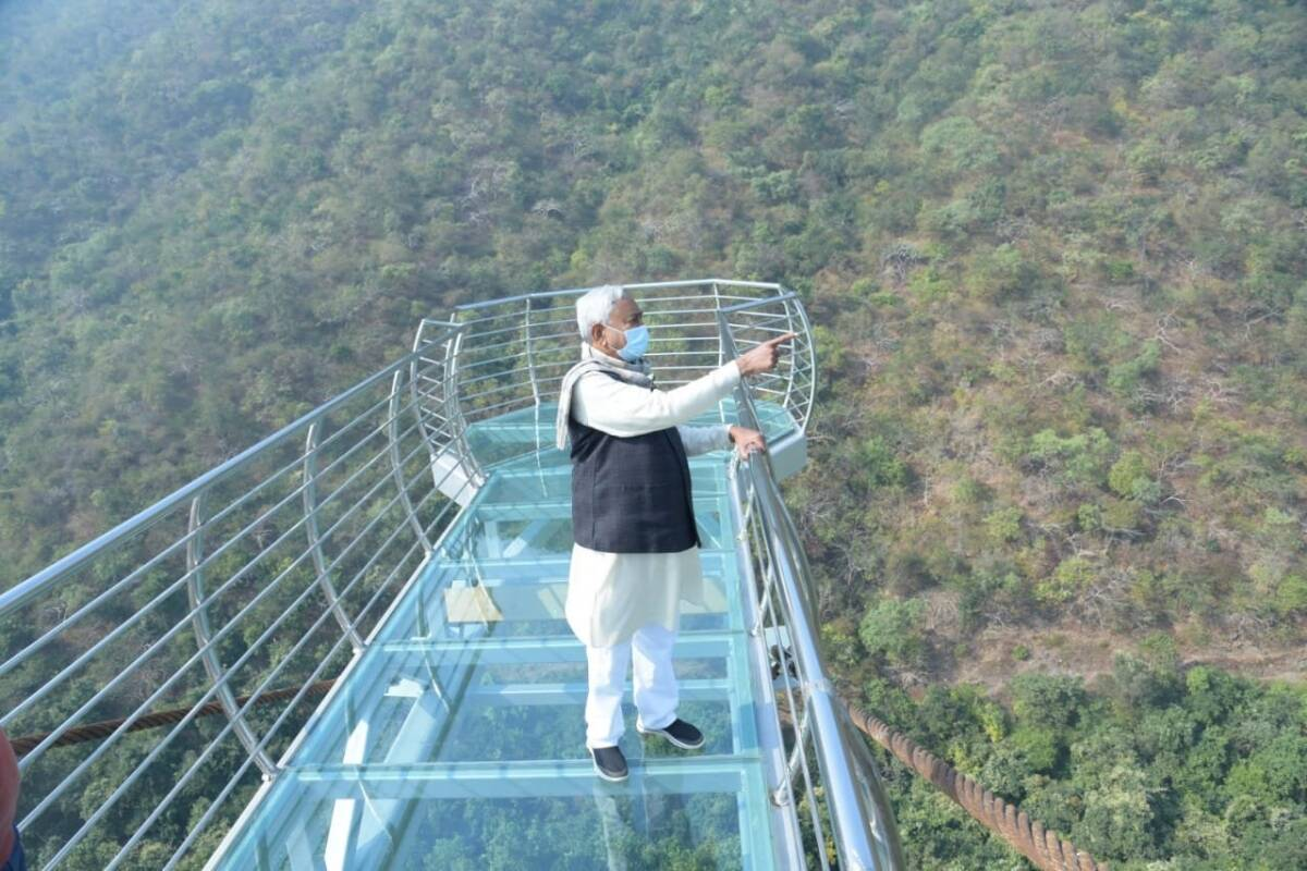 Not China, Bihar is sky-walk ready; set foot on 200-feet glass bridge any time next year - The Financial Express