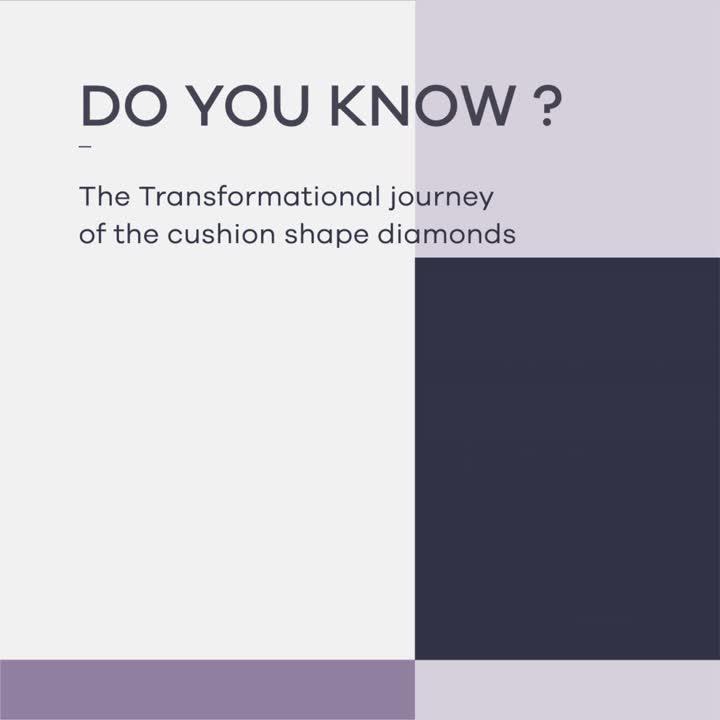Shree Ramkrishna Exports Pvt. Ltd. on LinkedIn: #cushioncutdiamond #doyouknow #oldminecut