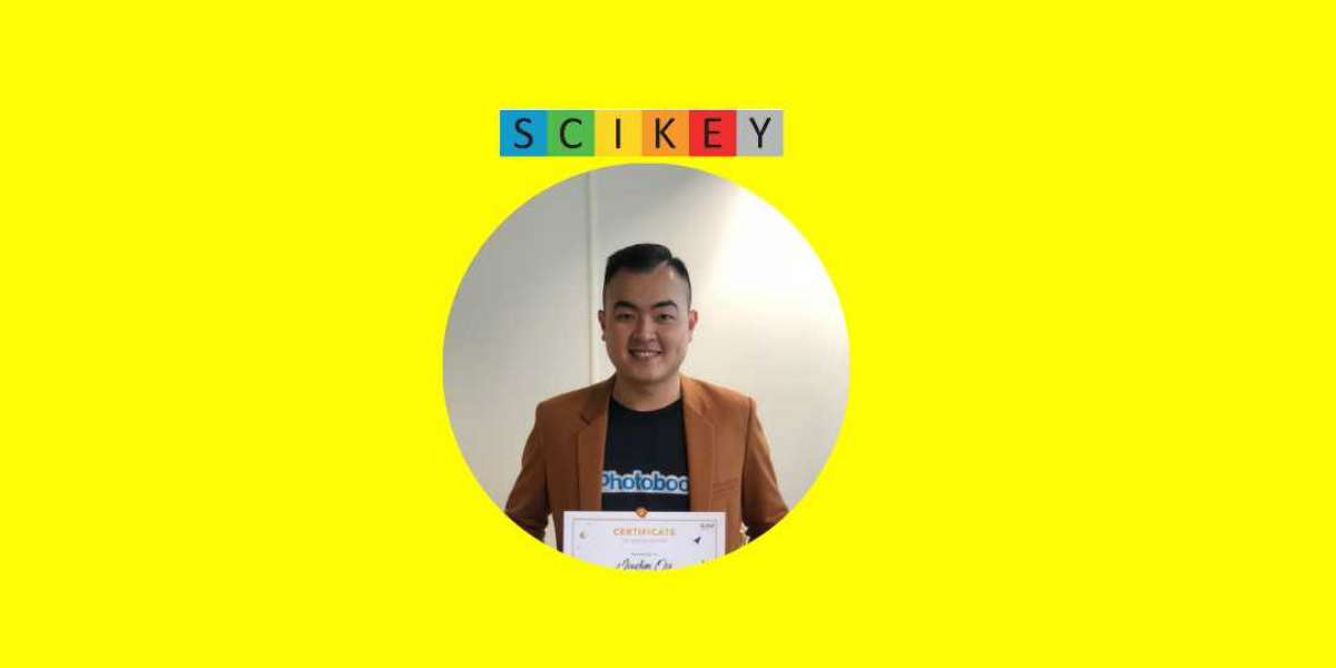 Mr. Joachim Ooi, Talent & Culture Manager, Photobook Worldwide