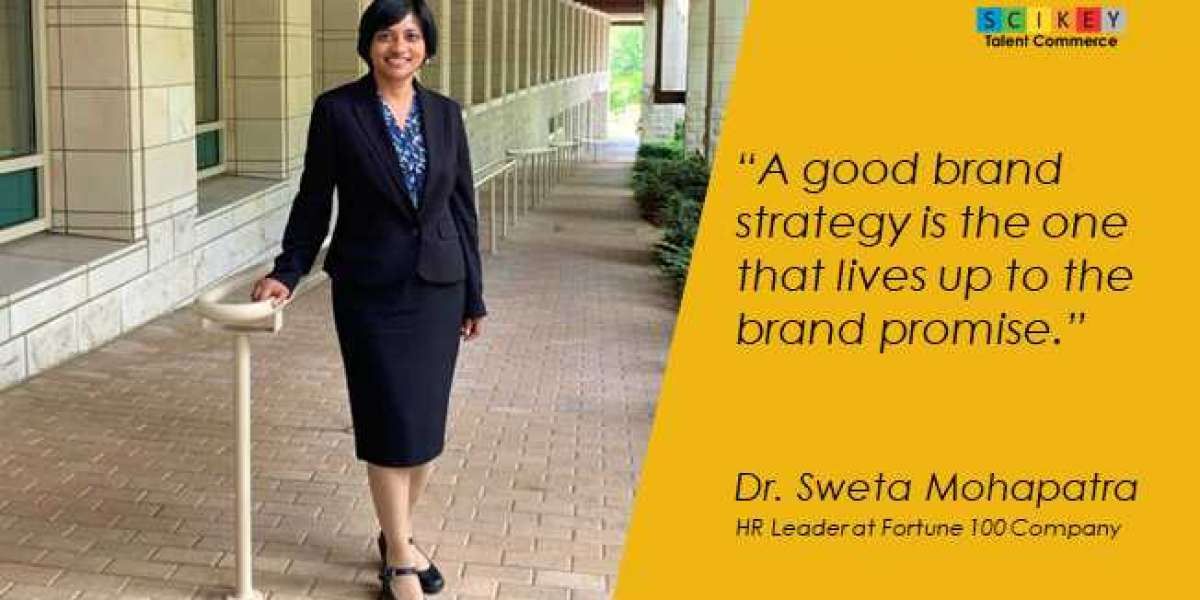 Dr. Sweta Mohapatra, HR Leader at Fortune 100 Company.
