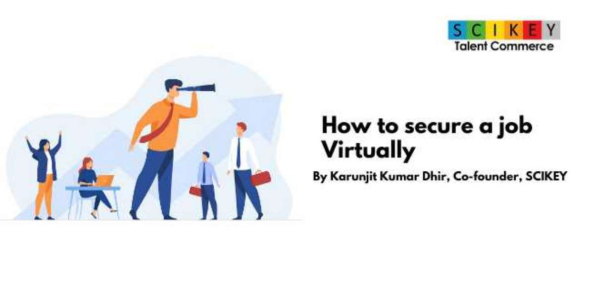 Portal Exclusive: How to secure a job virtually