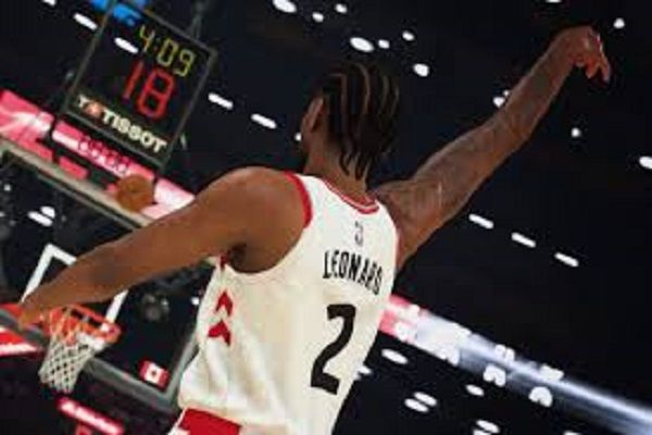 NBA 2K21 Next Generation on Xbox collection X is