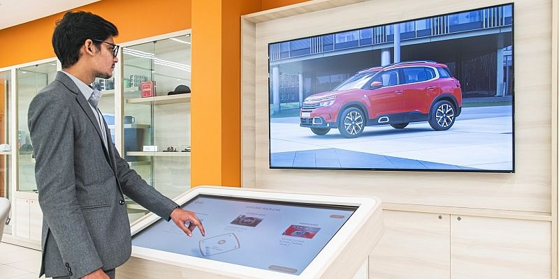 This Mumbai-based startup uses 3D visualisation to breathe life into automobile showrooms
