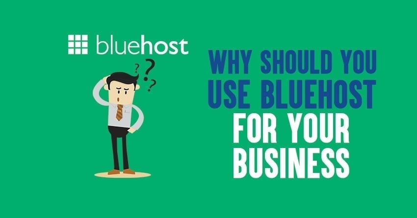 Why You Should Use Bluehost For Business