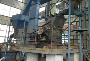 Main Phenomena Of Vertical Roller Mill