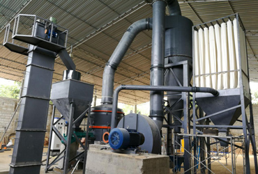 Inspection In Cement Mill Production