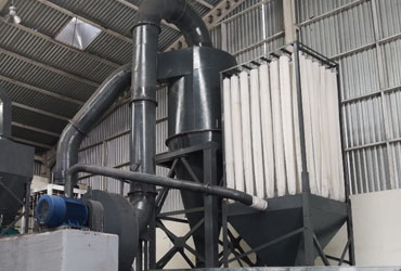 LM Series Vertical Roller Mill Production Line