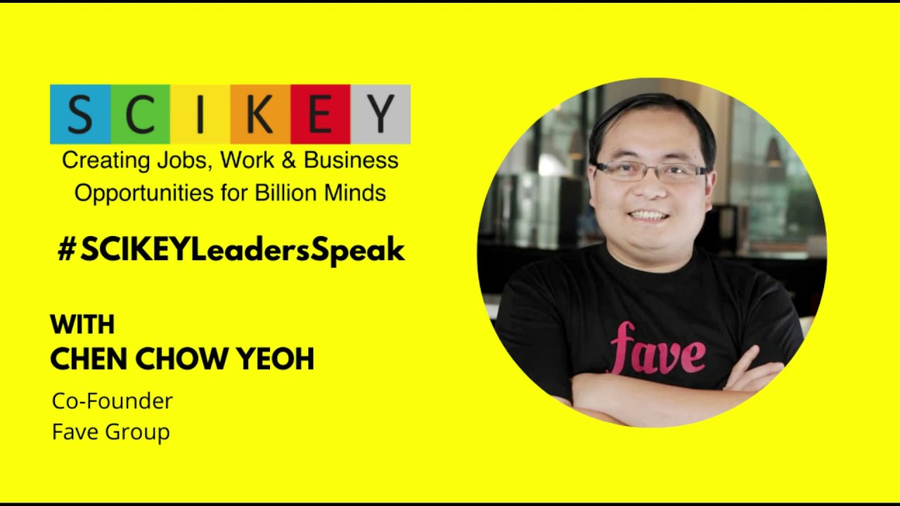 In conversation with Chen Chow, Co-Founder, Fave Group